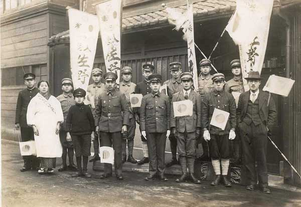 写真で綴る戦前の一家族の歴史
